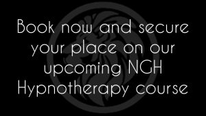 Book a place on our hypnotherapy training course in London