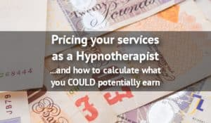 hypnotherapy earnings calculator