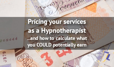 Can you make money with hypnotherapy? YES!
