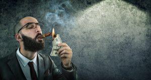 smoking cessation journalist mail on sunday