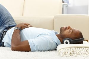 learn hypnotherapy and listen to music