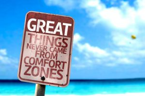 hypnotherapy scripts outside comfort zone