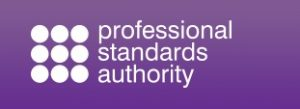 professional standards authority for health and social care PSA