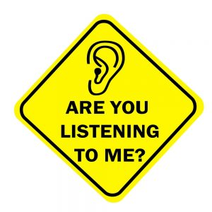 active listening client feedback