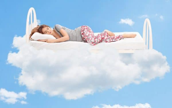 hypnosis sleep bed of clouds relaxation rapid induction progressive hypnosis
