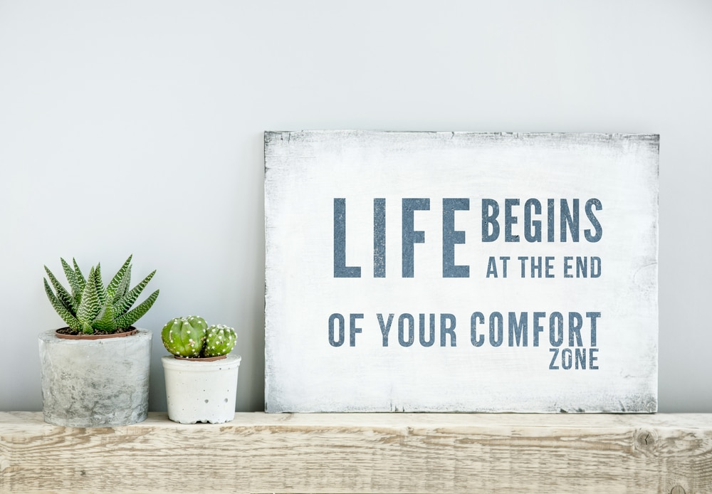 Rapid induction outside comfort zone for hypnotherapists