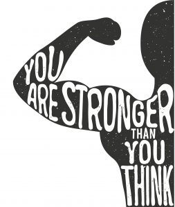 stronger than you think resilience hypnotherapy hypnotherapist