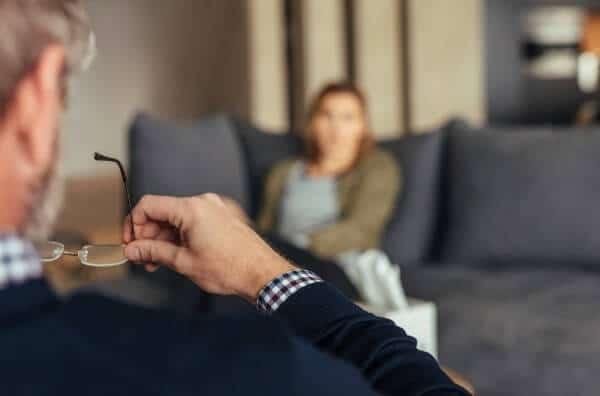 therapist glasses blurry hypnotist hypnotherapist hypnotherapy