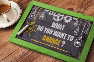 positive language what do you want to change intention choice quote