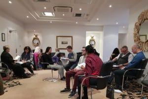 hypnotherapy practitioner development workshop