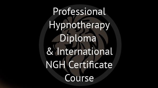 Hypnotherapy Diploma & International NGH Hypnotherapy