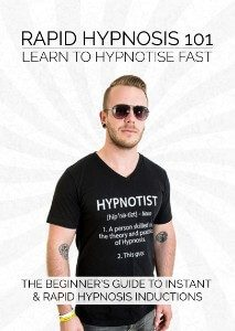 Rapid inductions instant hypnosis dvd