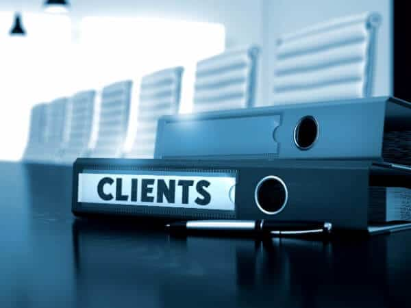 clients folder therapist CPD continuing professional development get more clients