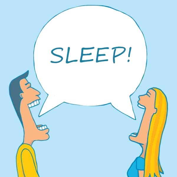 joint hypnosis sleep man woman people cartoon