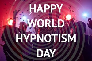 Happy World Hypnotism Day Party