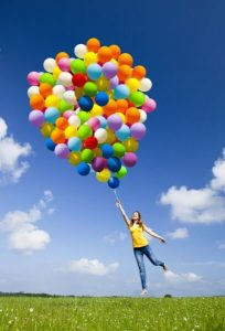 What can hypnotherapy help with beliefs thoughts phobias balloons
