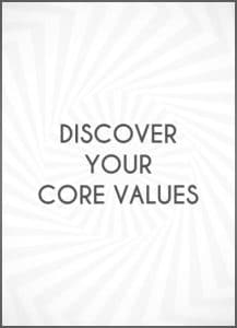 Core Values Cards - Rory Z Fulcher & Dr Kate Beaven-Marks