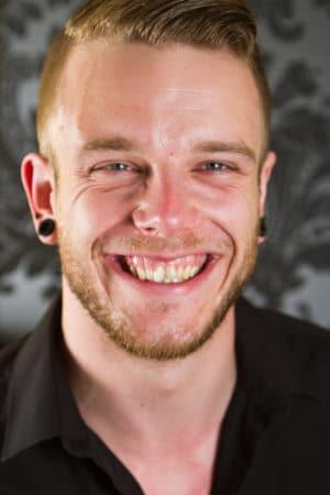 Rory Z Fulcher headshot