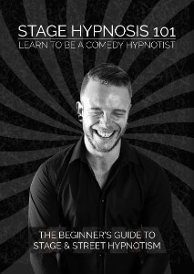 Stage Hypnosis 101 DVD - Rory Z Fulcher