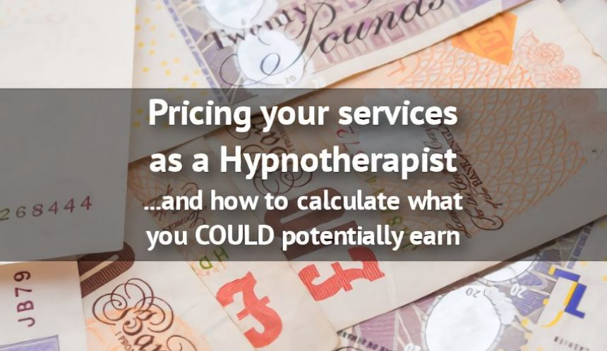 Can you make money with hypnotherapy YES!