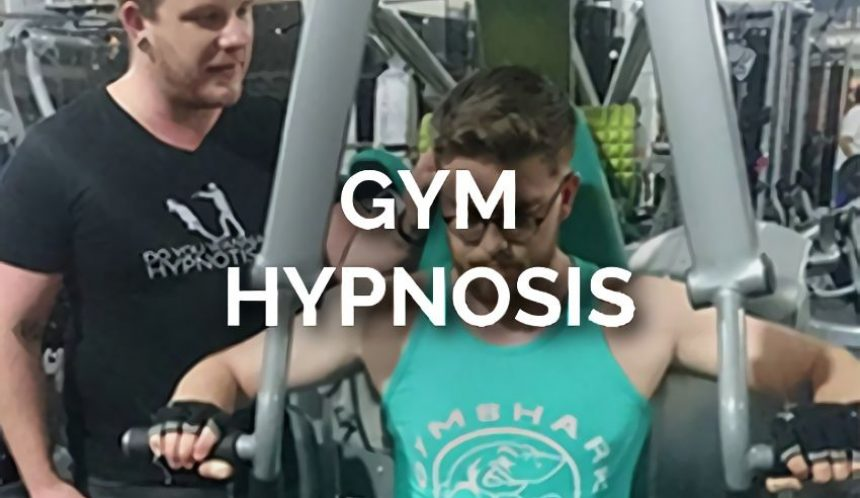 Gym Hypnosis – We hypnotised a journalist to improve his workout!