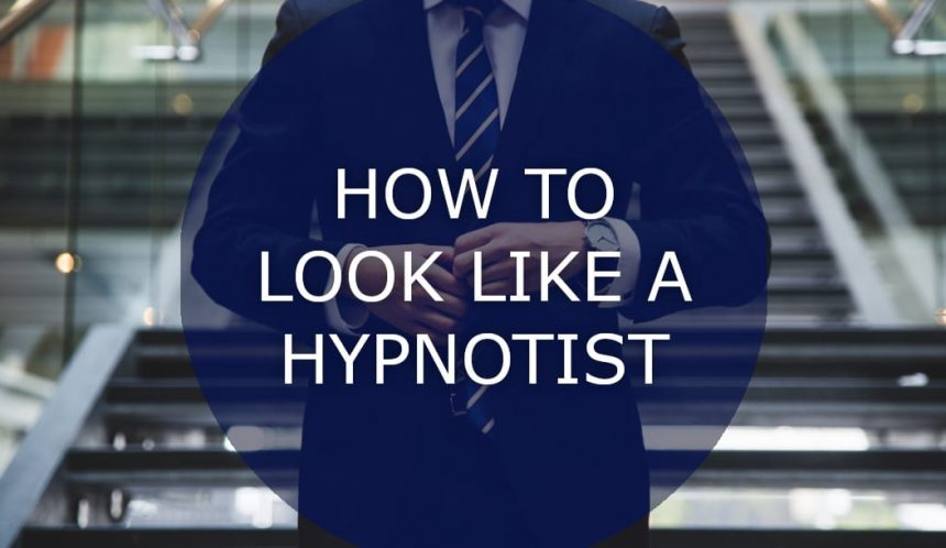 How to look like a hypnotist new