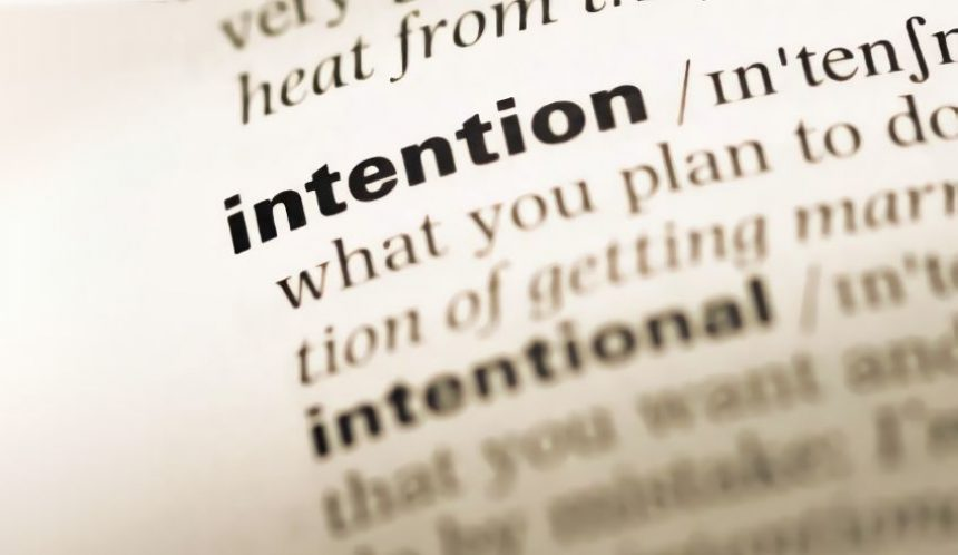 Hypnosis and the power of intention