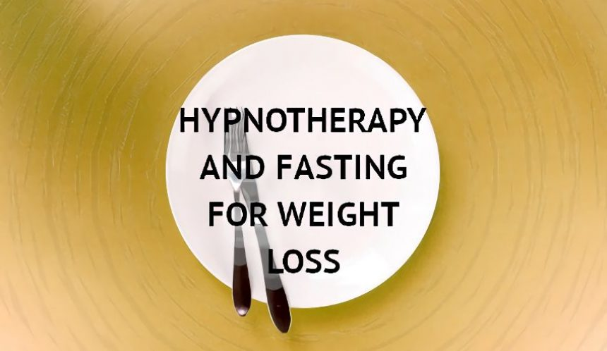 Hypnotherapy and intermittent fasting