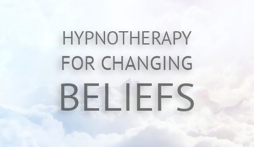 Irrational to rational Hypnotherapy for belief change