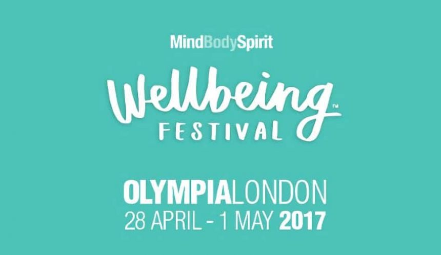 Join us at the Mind Body Spirit Festival 2017 in London