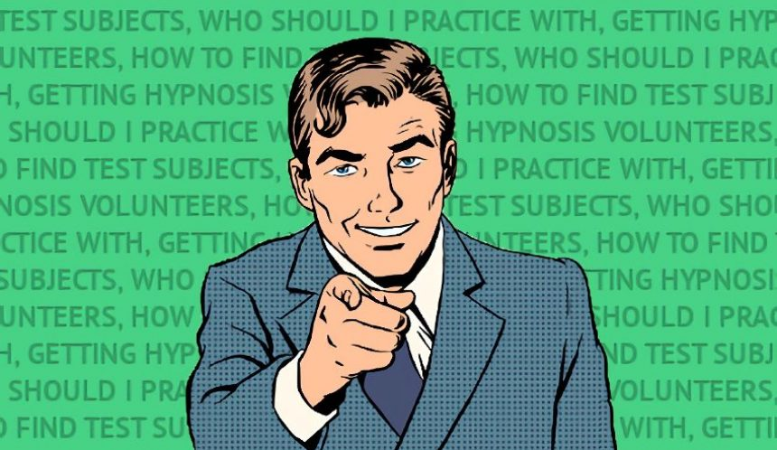 Should I find someone to practice hypnosis with… and how