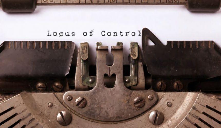 The 'Locus of Control' Scale
