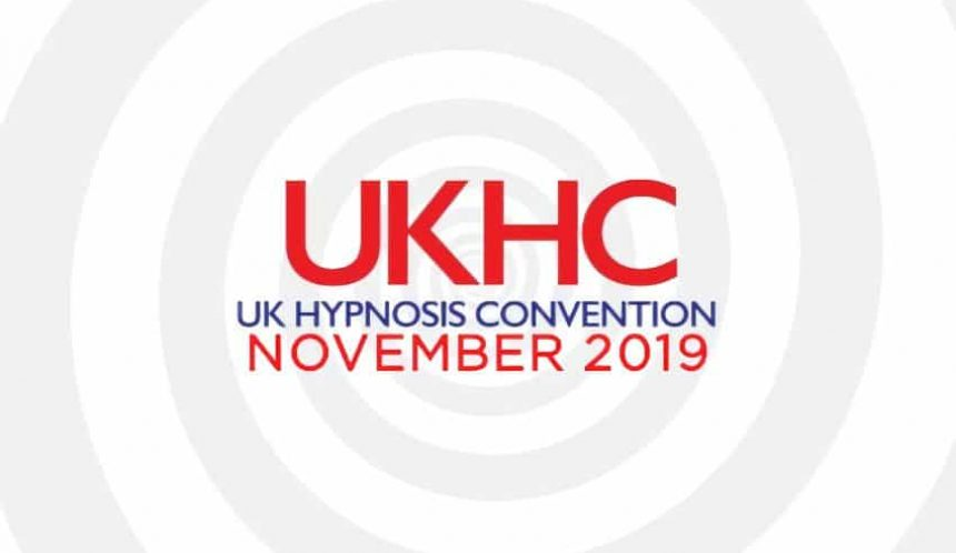 UK Hypnosis Convention 2019