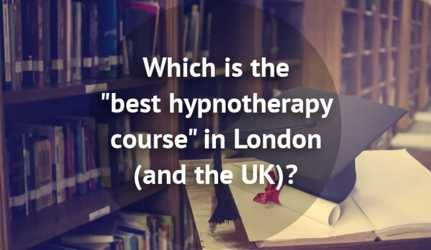 best hypnotherapy course