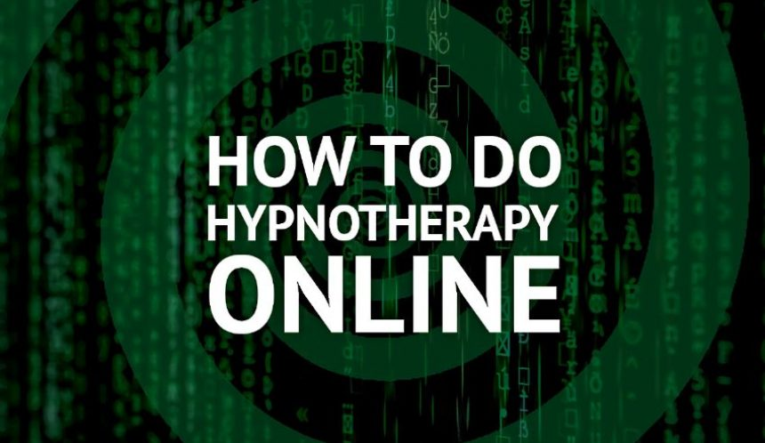 how to do hypnotherapy online