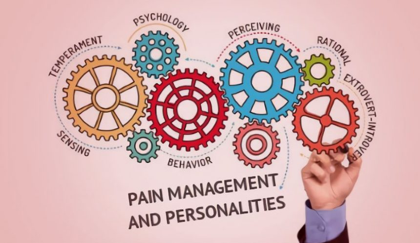 pain management and personalities